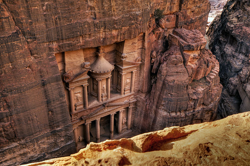 Petra & Wadi Rum- 2 days tour from Israel